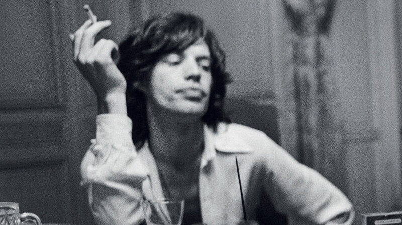 The Rolling Stones' Mick Jagger: Old 'Exile,' New Lyrics : NPR