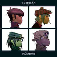 Cover for Demon Days