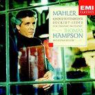 Cover for Mahler: Kindertotenlieder