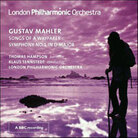 Cover for Mahler: Songs of a Wayfarer; Symphony No. 1