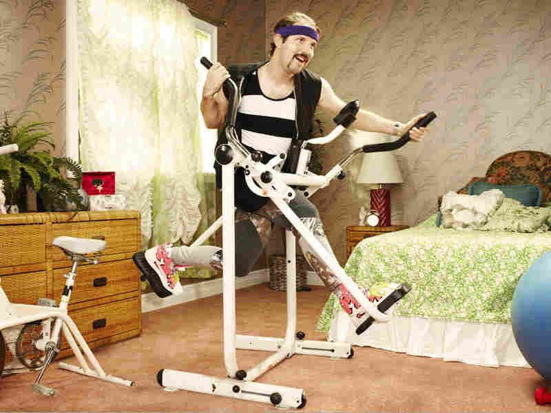 Man Working Out*:
