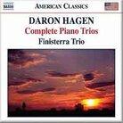 Cover for Daron Hagen: Complete Piano Trios