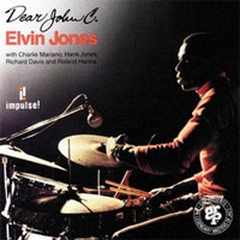 Cover for Dear John C.