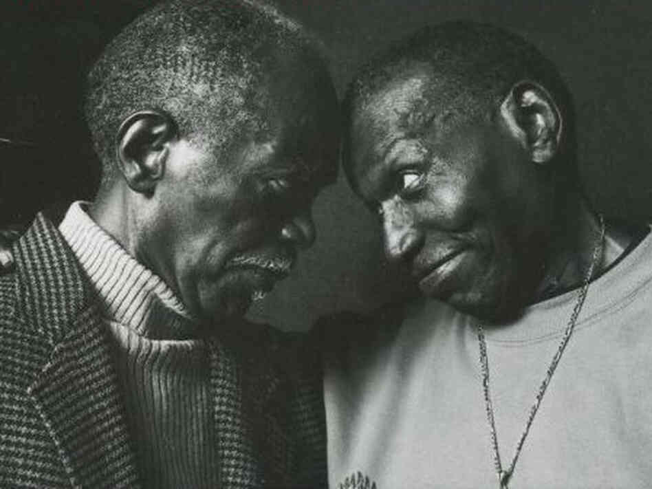 Hank and Elvin Jones.