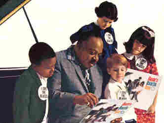 Count Basie was an early adopter of The Beatles.