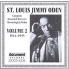 St. Louis Jimmy Oden, Volume 2, 1944-1955