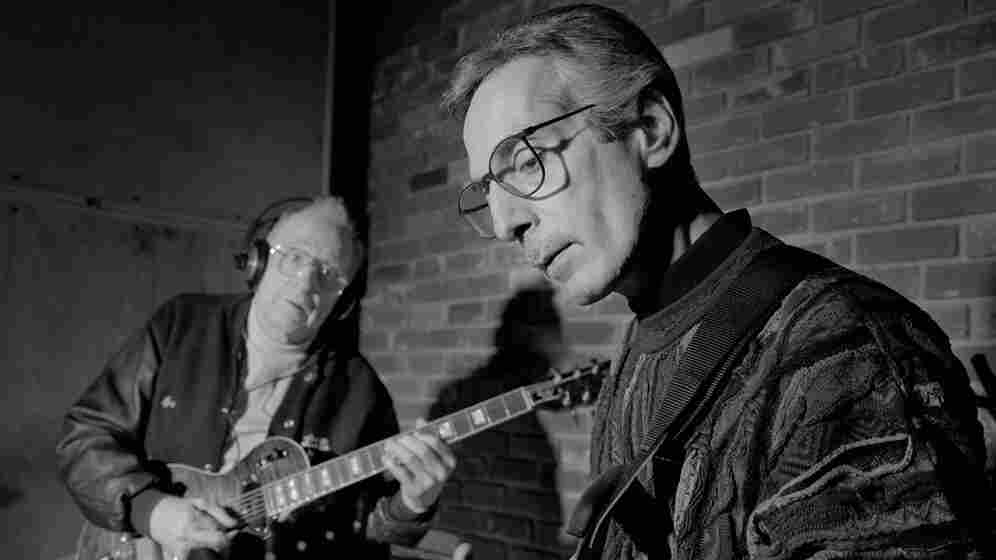 Pat Martino and Les Paul