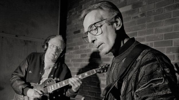 Pat Martino and Les Paul