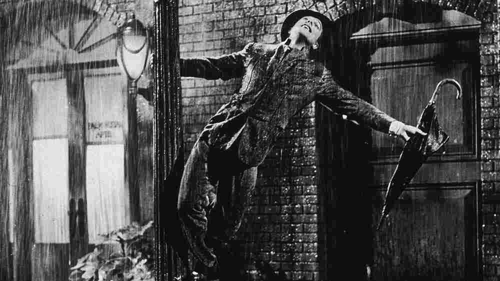 Gene Kelly in 'Singin' in the Rain'