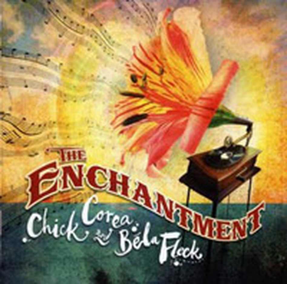 Cover for The Enchantment