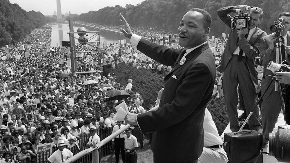 Songs Of The Civil Rights Movement