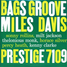 Cover for Bags' Groove
