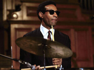 Max Roach reprised his Freedom Now suite at the 1964 Newport Jazz Festival.