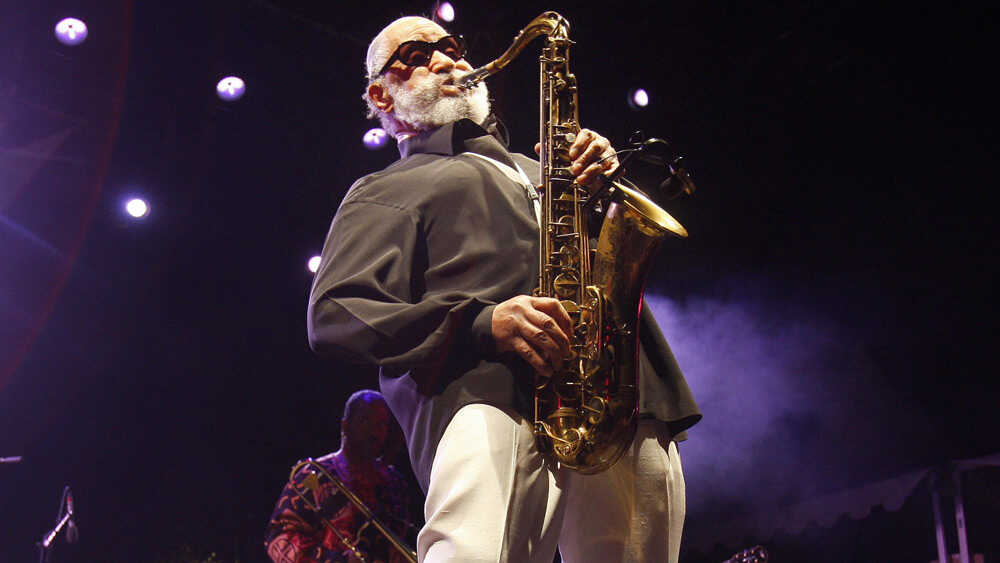 Sonny Rollins: The Saxophone Colossus Turns 80