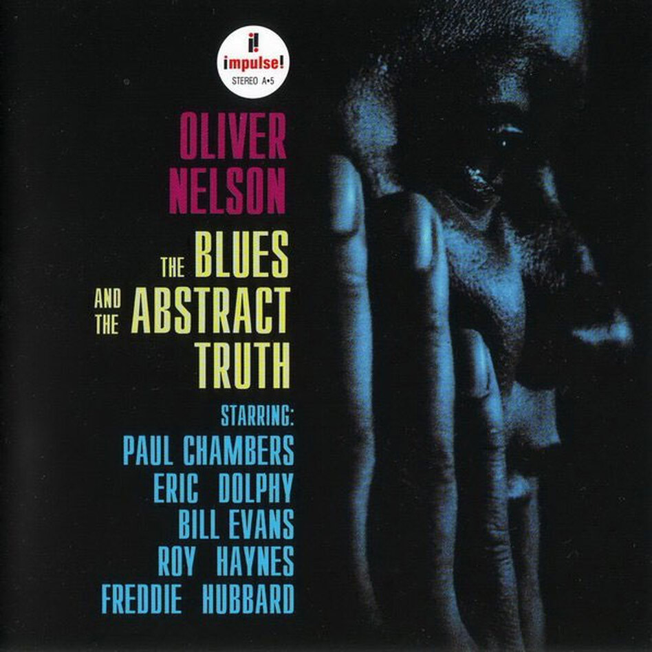 Cover for Blues and the Abstract Truth