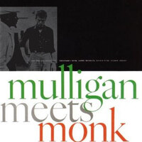 Cover for Mulligan Meets Monk