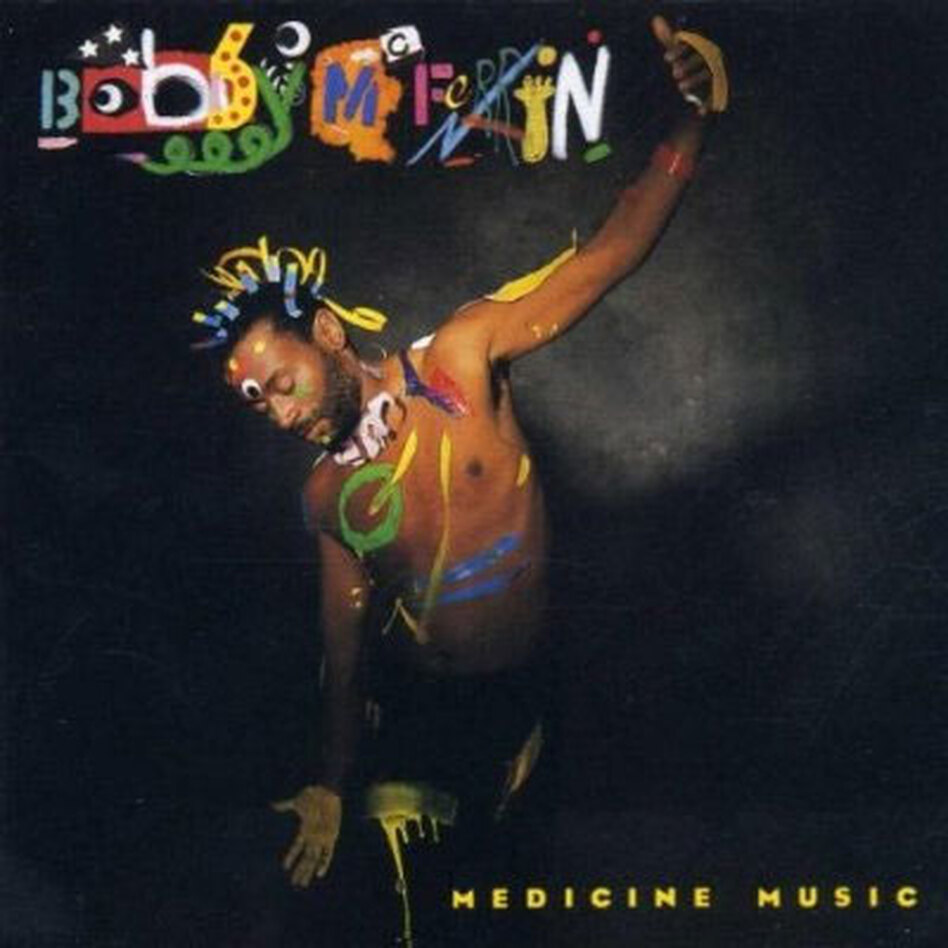 Cover for Medicine Music