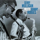 Cover for Gerry Mulligan Meets Johnny Hodges