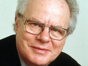 Music critic Michael Steinberg