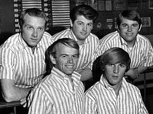The Beach Boys in 1964