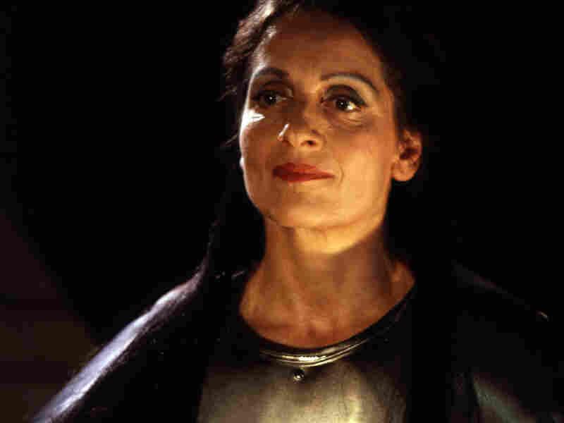 Soprano Hildegard Behrens