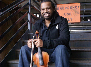 Classically trained musician John Littlejohn is the founder of Thrive City String Academy