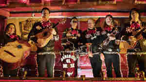 Mariachi Punk: The Bronx At Home In L.A.