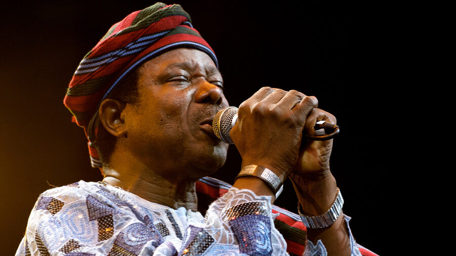 Image result for King Sunny Ade: A royalty of Nigerian and world music