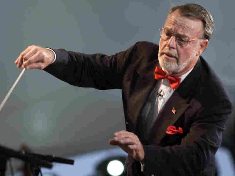 Cincinnati Pops conductor Erich Kunzel