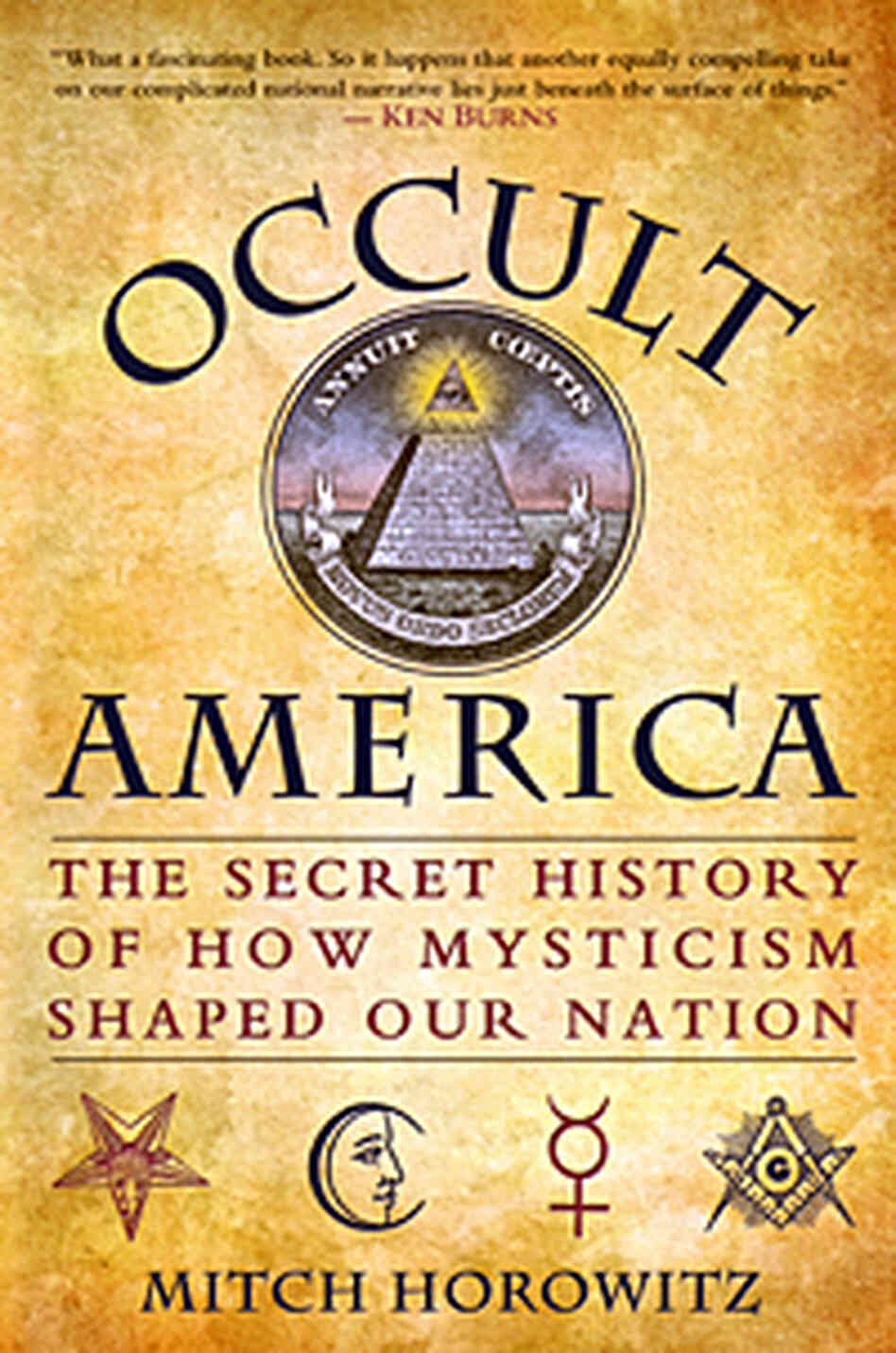 Book Cover: Occult America