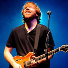 Trey Anastasio of Phish at the 2009 Bonnaroo Festival.