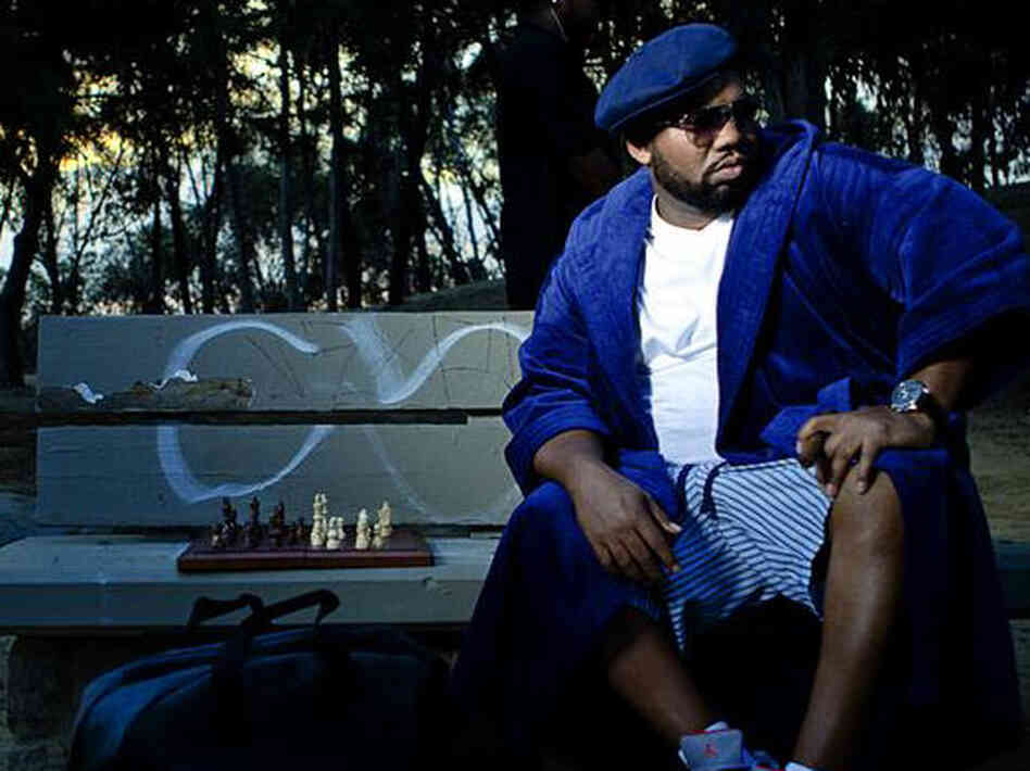 Raekwon; courtesy of the artist