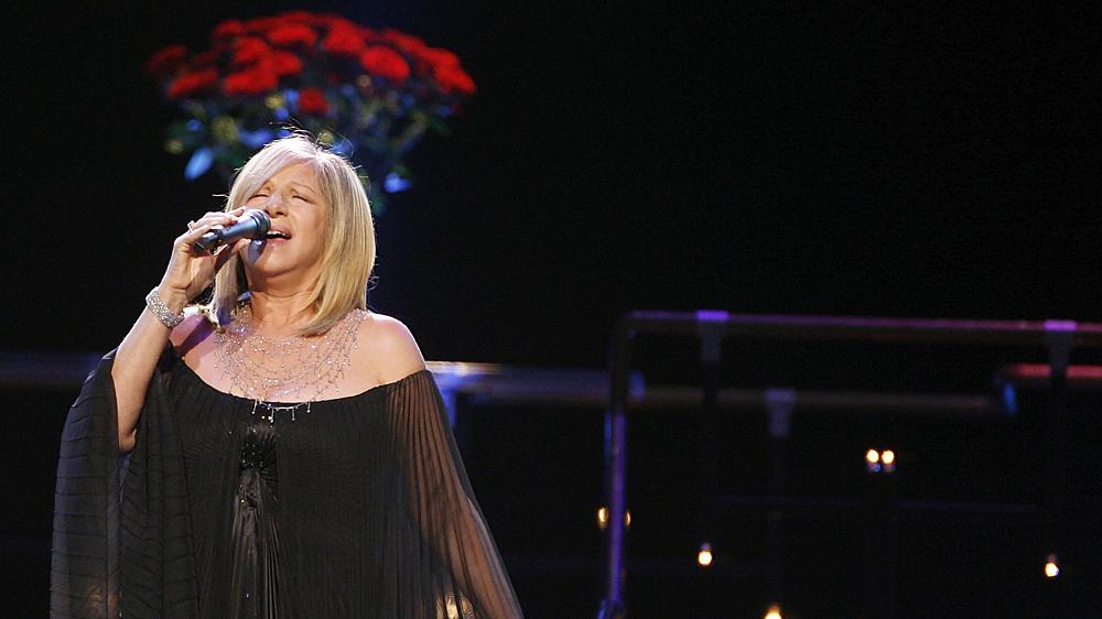 Andrea Echeverri: Barbra Streisand, Live At The Village Vanguard? : NPR