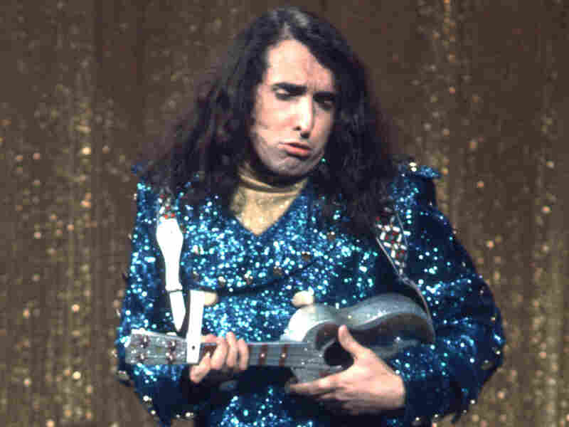 Tiny Tim and the Brave Combo recorded The Beatles hit 'Hey Jude' in the style of a cha-cha.