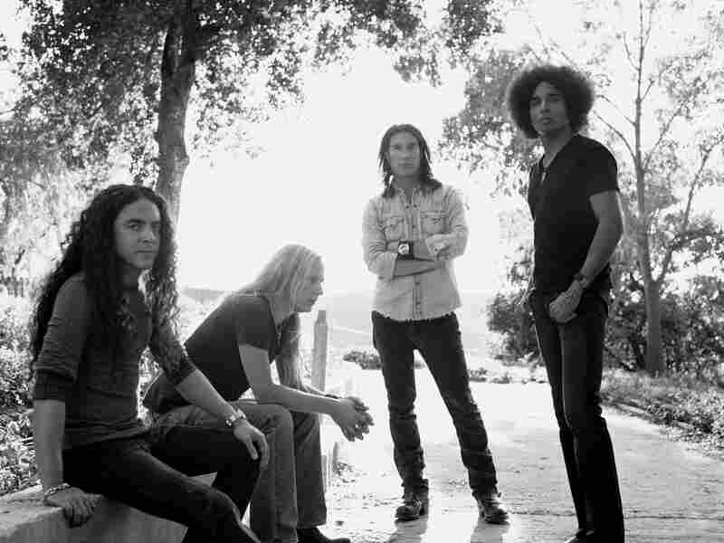 Alice in Chains; James Minchin