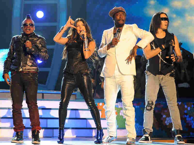 The Black Eyed Peas' single 'I Gotta Feeling' received a hit score