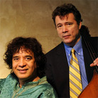 Bela Fleck, Zakir Hussain and Edgar Meyer