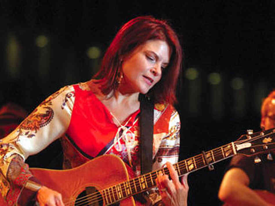 Rosanne Cash; courtesy of the artist