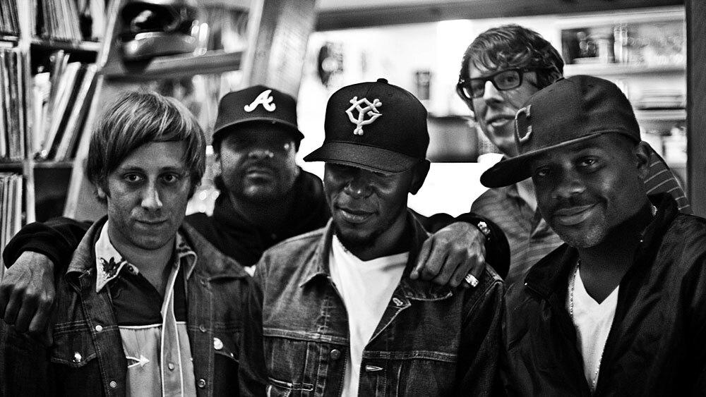 Car Talk Podcast >> BlakRoc: The Black Keys Do Hip-Hop : NPR