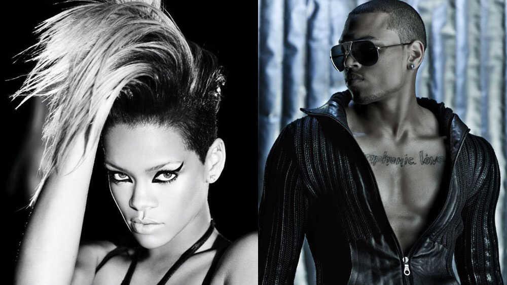 Are We Eavesdropping On Rihanna And Chris Brown?