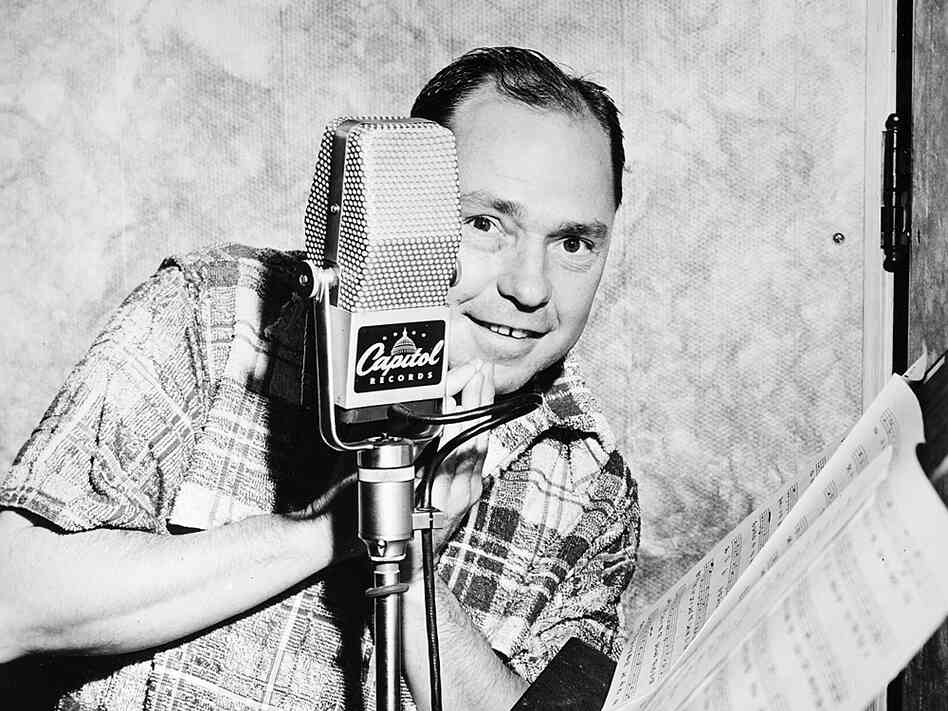 Johnny Mercer And The Future Of Jazz Standards : A Blog