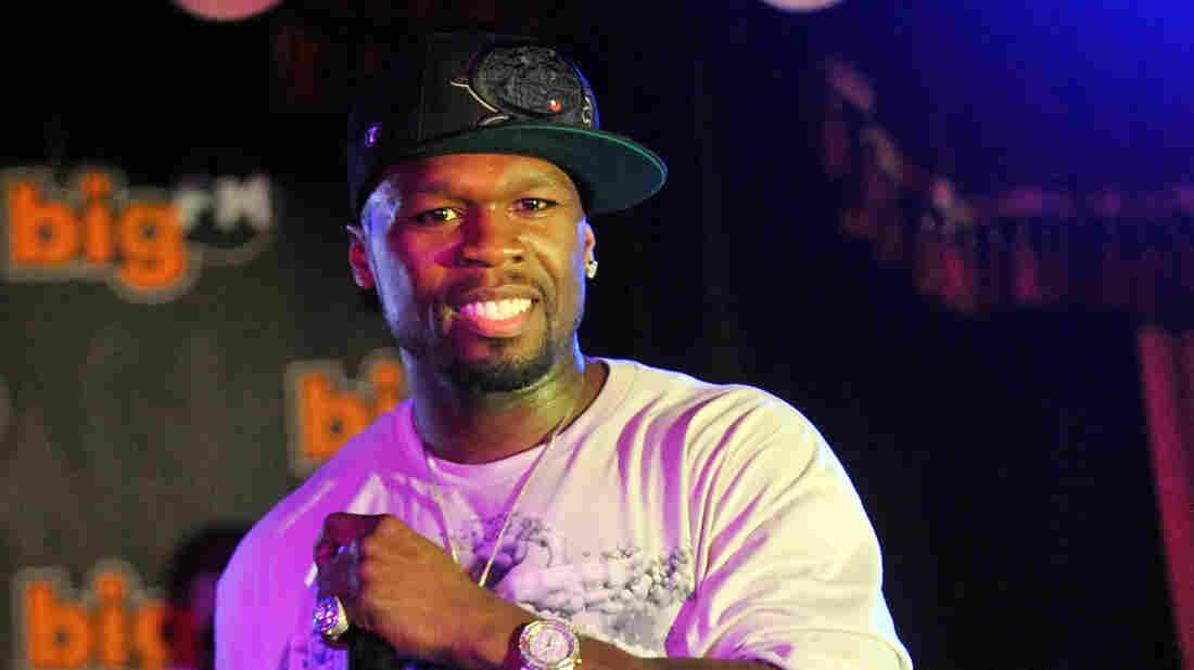 50 Cent; Getty Images/Henning Kaiser
