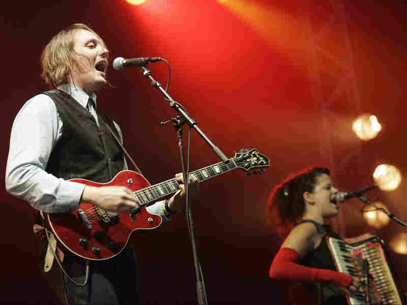 One of the earliest examples of the influence of music blogs was the success of Arcade Fire in 2004.