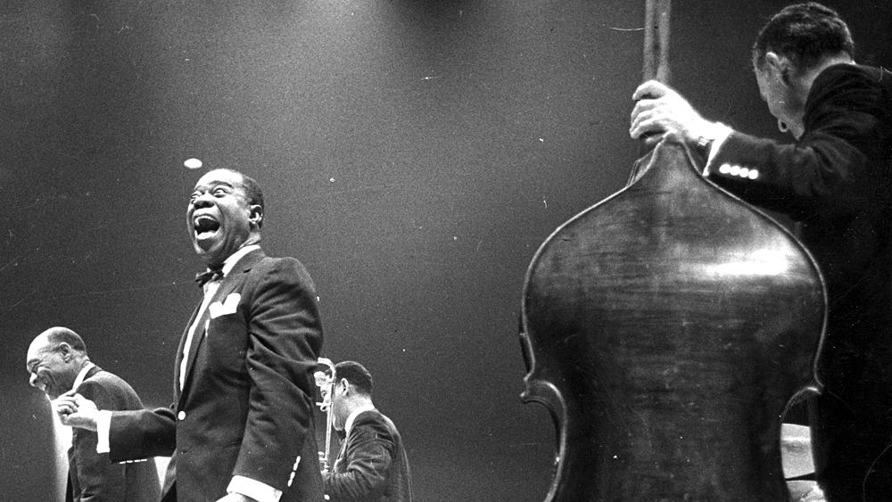 Andrea Echeverri: 'Pops': Louis Armstrong, In His Own Words : NPR
