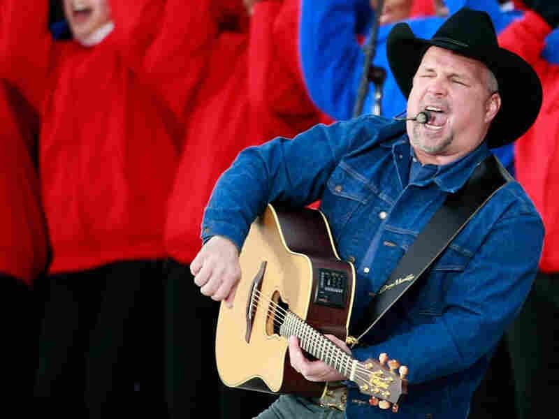Garth Brooks' last public performance was at President Obama's inauguration.