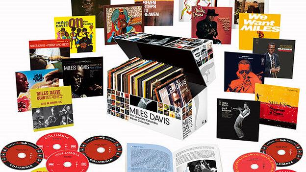 Complete Miles Davis Columbia Album Collection
