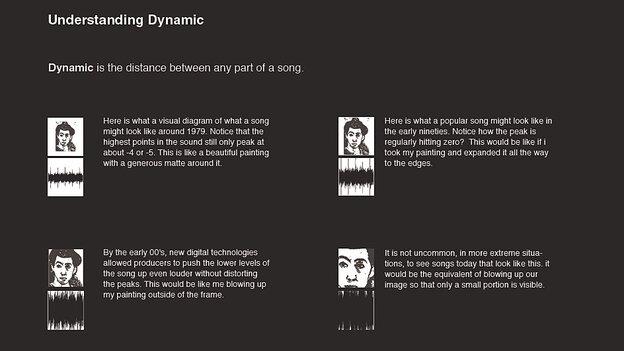 Dynamics visual analogy; credit: Christopher Clark