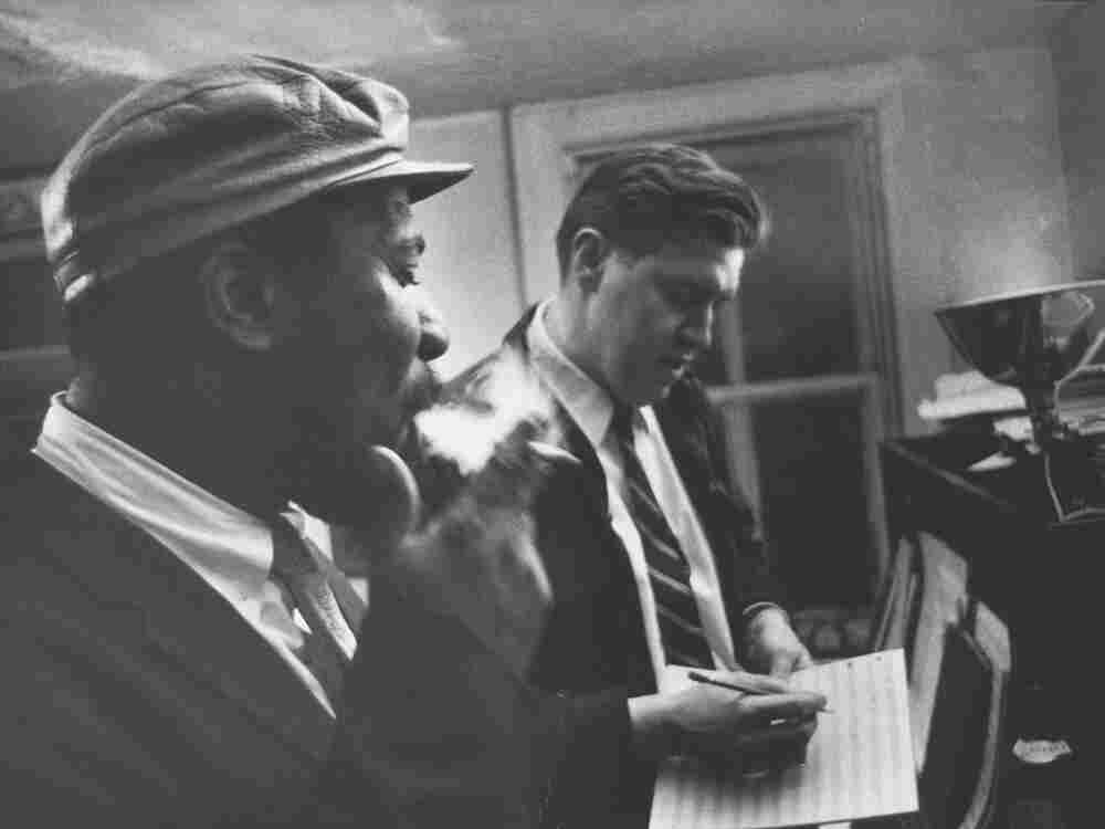 Thelonious Monk and Hall Overton