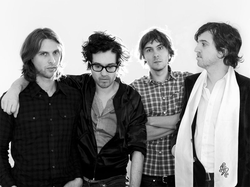 Phoenix: Infectious French Pop : NPR
