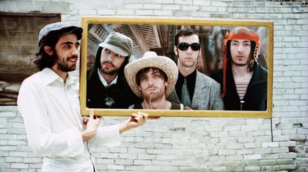 Patrick Watson and the Wooden Arms; Courtesy of the artist